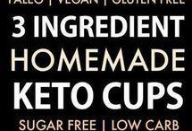 Sugar free keto