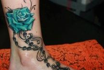 Tattoo art / by Liana Shelton