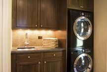 Laundry room / by Terry Cyphert