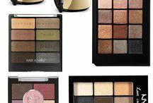 Budget Makeup for more fun ! / Les p'tits produits qui ne payent pas de mine, mais qui font merveille... On n'en a jamais trop... ;)