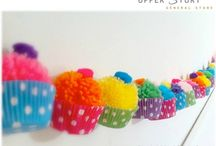Cupcake Party! / by Kimberly Gran