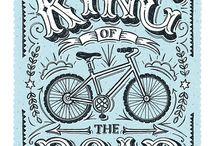 Decoration with Bicycles / Dekoracje z Rowerem