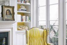 Interior decor furniture