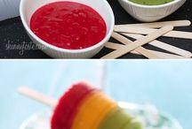 Comida helados