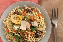 Perfect Pasta Dishes / by Vegetarian Times