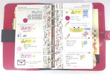 Weekly Spreads / Some of the prettiest layouts I've seen