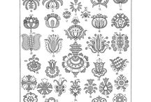 hungarian patterns