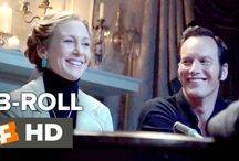 The Conjuring - Vera Farmiga and Patrick Wilson - Lorraine and Edd Warren