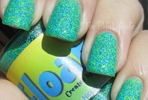 Indie Nail Companies (and a few smaller companies I toss in here as well) / by beachgal