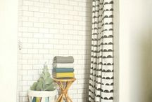 Colors & styles for bathroom