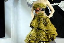 sculptural fabric