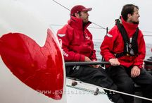 Tribord sailing test mission