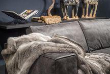 Luxury Living Sofa's Rupert & Rupert / Dit zijn banken van Rupert & Rupert die horen bij het thema Luxury Living, feel good. Leefbare luxe!