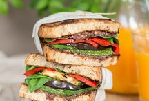 Sandwich / Bruschette