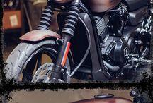 motorcycle / Motosiklete dair herșey