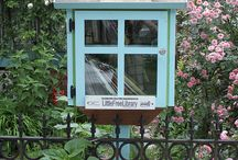 little free library / by Rachael Sudlow