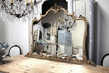 MIRROR, MIRROR ... / by Kay Droege