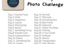 30 Days Of Madness / Or just do it all in one day and have the rest of the month to goof off. / by Susan Kenney