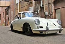 beautiful vintage car's