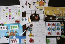 FDK - Angry Birds Inquiry