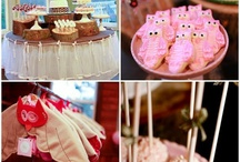 Party Inspiration - Girl Party Ideas
