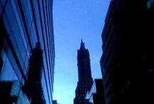 NY Buildings 7 / Fotos tomadas con mi celular low fi Nokia E63