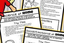 Parent Handouts Preschool