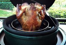Big Green Egg/Grill Recipes / by Erin Wood Miller