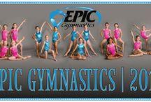 Gymnastics photography