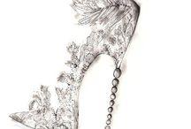 Εντυπωσιακά παπούτσια / Μοδάτα υποδήματα που θα σας συνοδεύσουν την πιο ευτυχισμένη μέρα της ζωής σας! Shoes, walk me to happiness!