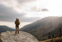 Hiking\backpacking