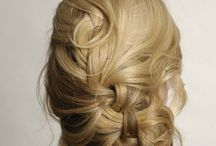 Hair...?!? / Here's some pretty stuff I *wish* I could do! ;) / by Vanessa Belle