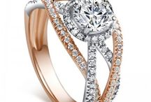 Engagement Ring Inspiration / Start here when looking for ideas for an engagement ring!