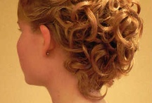 prom hair / by Beverly Jones