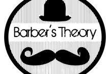 barber's theory / κουρείο (barber shop)
