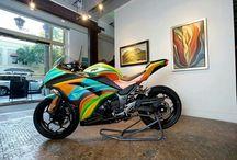 Motorcycles / by Gerardo Ocampo