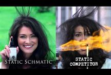 Static Schmatic / All natural anti static products for hair, clothes, kids and pets.
