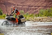 Motorcycles, Adventure