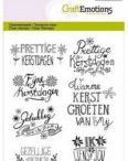 stempels/clearstamps by HobbyAn