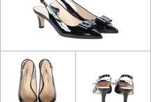 Kitten shoes / Non solo ballerine, per la primavera estate 2014 saranno super trendy le scarpe con il piccolo tacco (kitten shoes) per camminare con comodità senza rinunciare allo stile!