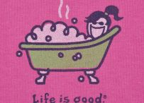 life is good / by Elisa Buonbrisco