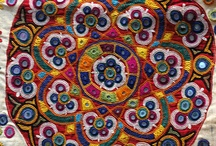 Embroidery - Indian - Shisha / by Maya Heath