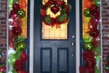 Holiday decorations / by Tiffany Jobe