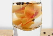 infused water / by Bryony Mcintyre