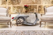 Vespa Decor