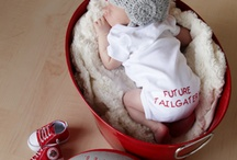 """Ohio State Buckeye Baby / Future Tailgater offers awesome Ohio State Buckeye baby apparel, accessories & gift sets for baby fans. Our items will make you smile cause they're """"Made to Play""""!"""