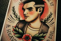 Old school / Tattoos