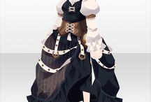 cloth/costume