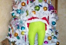 grinch / by Sharon Mulligan Cantwell