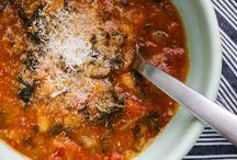 Amanda's Italian dinner